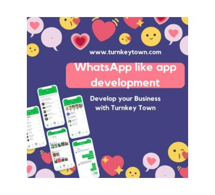 Stay connected with whatsapp clone script for user engagement
