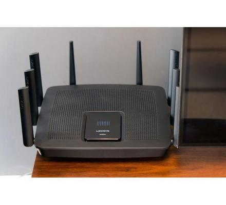 How to change linksys smart wifi router password?
