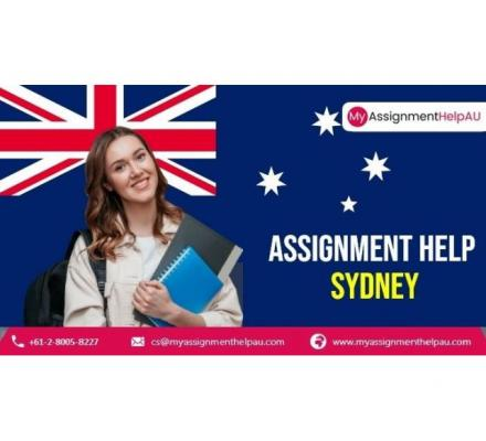 Highly Acclaimed Assignment Help Sydney Experts
