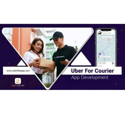 Launch a highly remunerative Courier Service App Development at reliable price