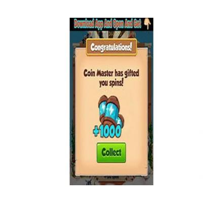 Coin Master Daily 100 spin