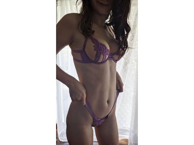 Petite Young Brunette CAT loves to play - Perth Escort with GFE