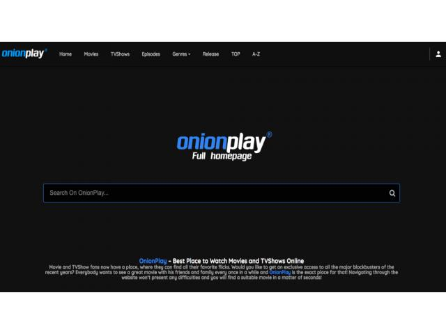 Onion play – a fascinating site with live movie steaming for free in HD quality