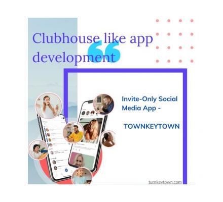 Use Clubhouse clone script app to build social engagement
