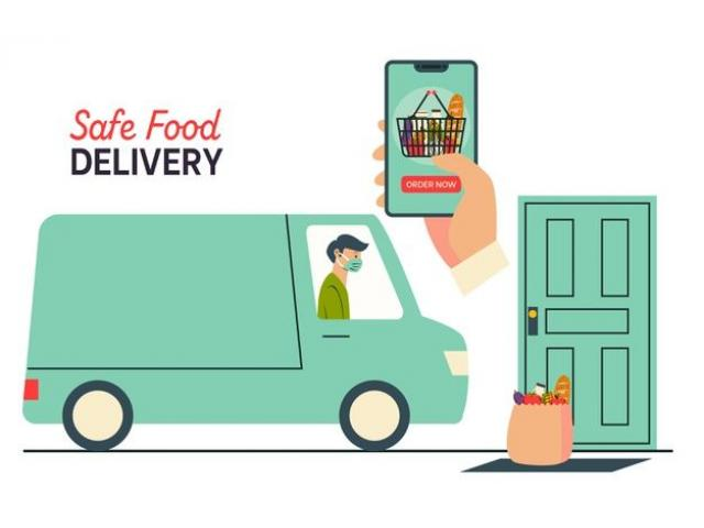 Be On Top With Avant Grade Food Delivery App With Appdupe