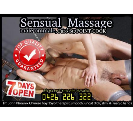 ✅✅ Male Massage by Male therapist ✅✅ Point Cook