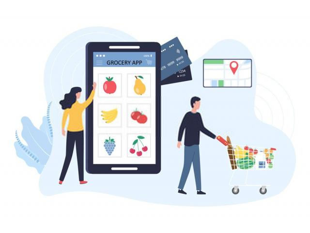 Launch Your Customizable Grocery Delivery App With Appdupe