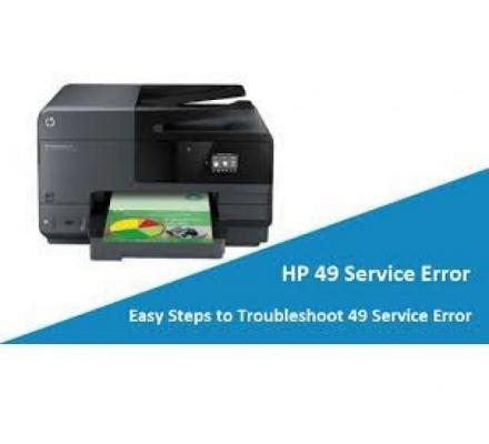 How to Fix HP 49 Service Error?