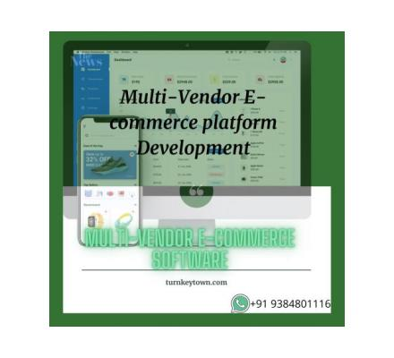 Build Multi-vendor E-commerce Marketplace Store with TurnkeyTown