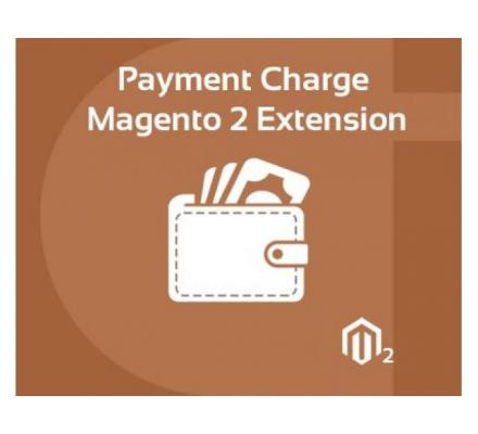 Magento 2 payment charge