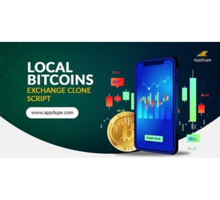 The Localbitcoins clone script ensures affordable crypto trading by removing middlemen