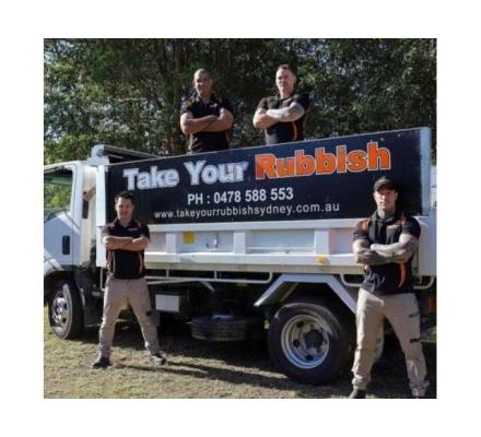 SYDNEY RUBBISH REMOVAL - REDUCE, REUSE, RECYCLE