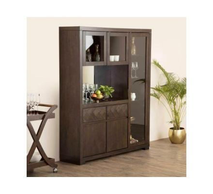 Avail of awesome crockery cabinets at cheap rates from thehomedekor