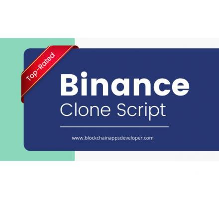 It's The Time To Start A Brand New Business With Our Cryptocurrency Exchange Like Binance