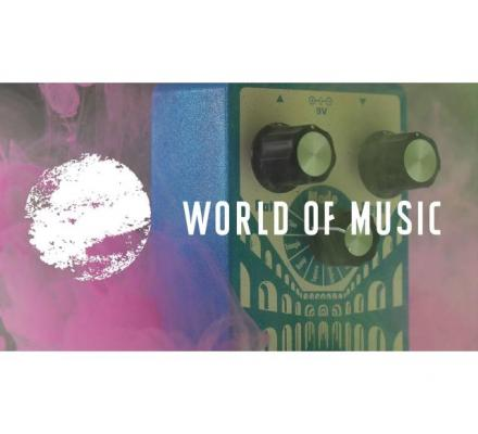 World of Music - Music Store Melbourne
