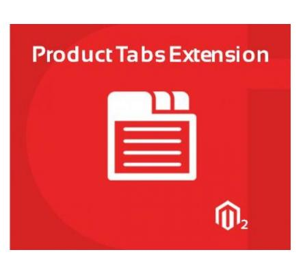 MAGENTO 2 PRODUCT TABS