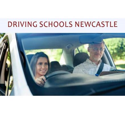 How to choose the best driving schools Newcastle