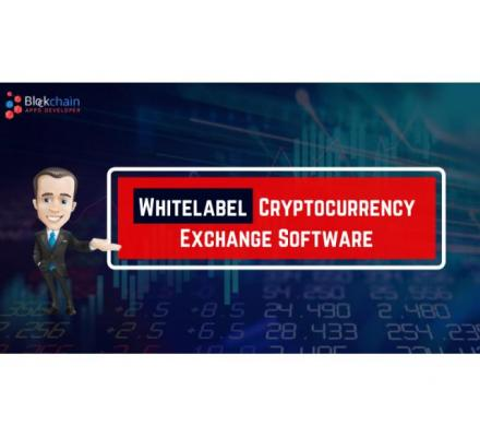 White Label Cryptocurrency Exchange Software Solutions | BlockchainAppsDeveloper