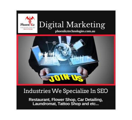 SEO Services in Southbank Melbourne – PhoeniKz Technologies
