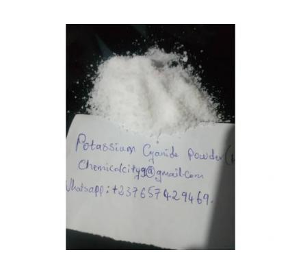 98% pure cyanide for Jewelry cleaning