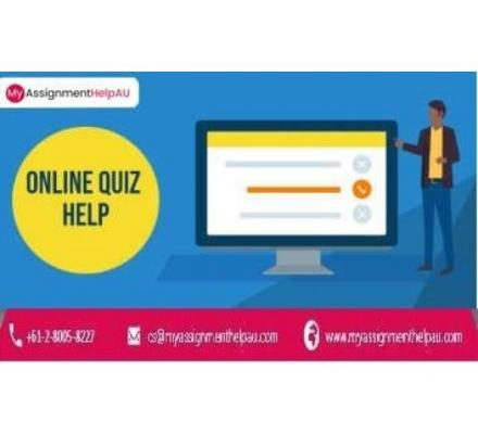 Seek Trusted Online Quiz Help in a single click