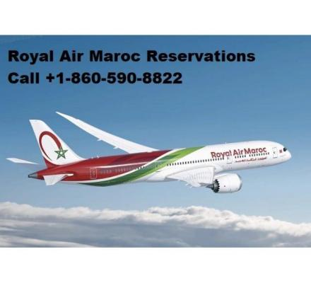Royal Air Maroc Reservations