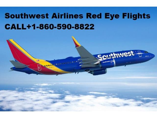 Southwest Airlines Red Eye Flights