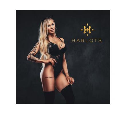 Join us At Harlots