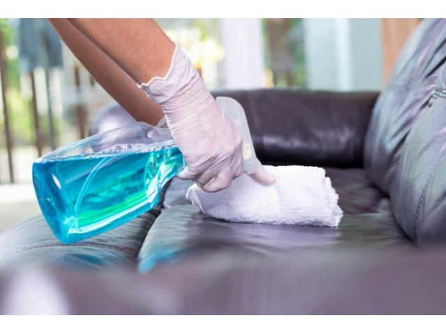 Professional leather sofa cleaning Sydney Service