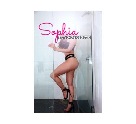 Sophia in Sydney CBD Today - Get Your Happy Ending!!!