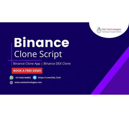 Having an idea of starting a cryptocurrency exchange like Binance?