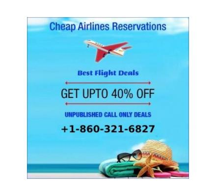 United Airlines Booking +1-860-321-6827