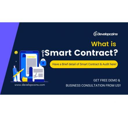 Smart Contract Development Services