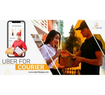 Scale-up your courier service business with Uber for Courier