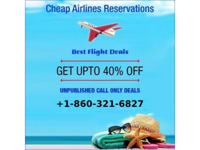 Jetblue Airlines Reservations +1-860-321-6827
