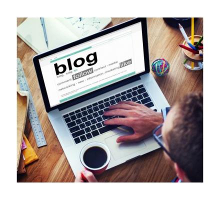 Best Blogging & Writing Services in New Jersey |  Dr. Rissy's