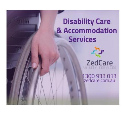 In-home Disability Care Services in Sydney
