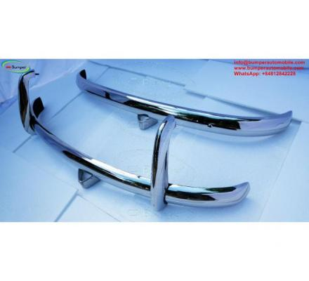 Fiat 600 bumpers