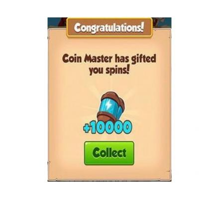 What is coin master free spin and coin reward links?