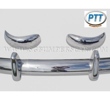 Volvo PV 445 Duet stainless steel bumpers