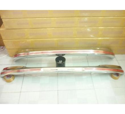 Volvo PV 444A stainless steel bumpers