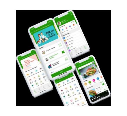 Gojek Clone: One App For All Services!