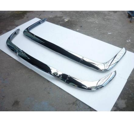 Renault Caravelle stainless steel bumpers