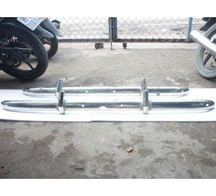 bristol 400 stainless steel bumpers