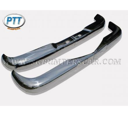 Mercedes Benz W110 bumpers