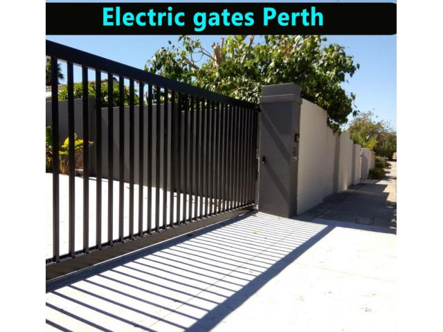 Automatic sliding gates Perth and things you need to know about them