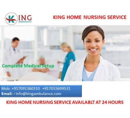King Home Nursing Care for the Best Patient Care at Home