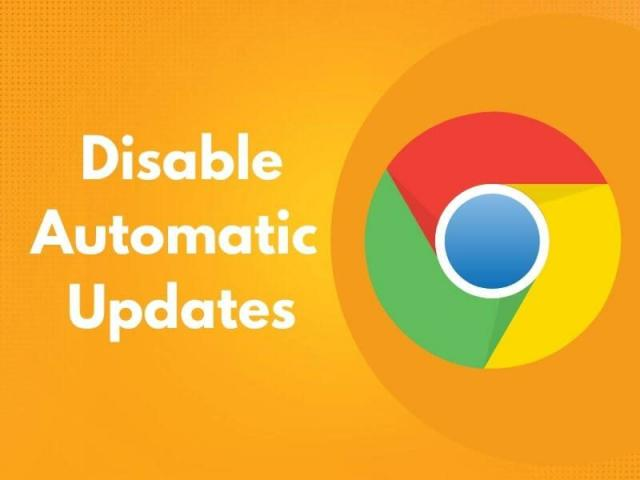 How to Disable Silent Updates in Chrome?