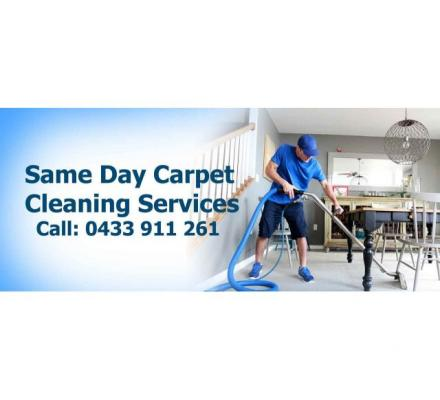 Domestic Carpet and Steam Cleaning Services