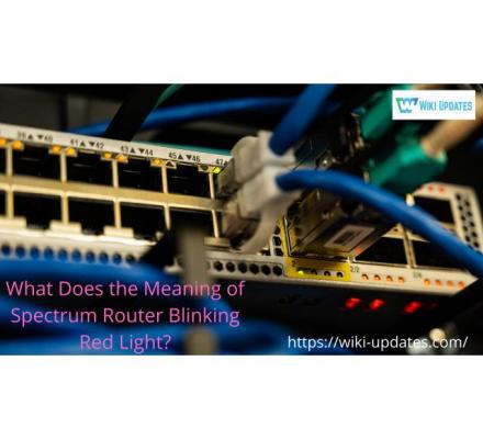 Spectrum Router Blinking Red? Here's the Fix!